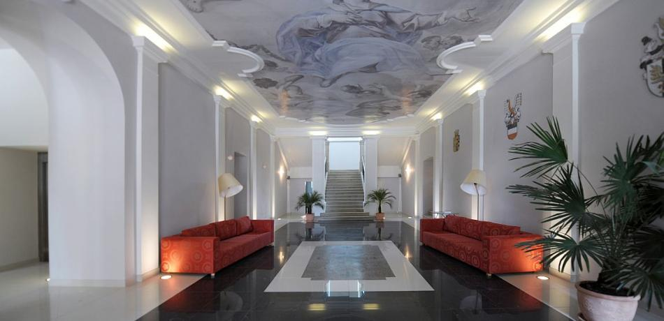 luxusní zámecký hotel Chateau Herálec