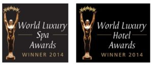 OCENĚNÍ WORLD LUXURY SPA AWARDS